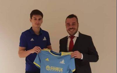 Dorin Rotariu a fost cumpărat definitiv de FC Astana