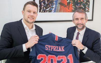VIDEO / Handbalistul Kamil Syprzak a semnat cu PSG. Declarațiile sportivului