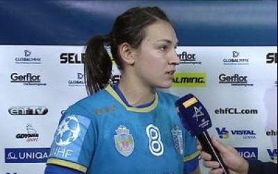 Cristina Neagu a primit oferta de a-și prelungi contractul cu CSM București