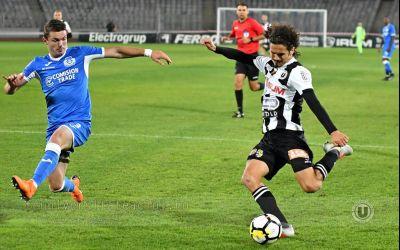 S-a reluat Liga 2. Victorii pentru U Cluj, Snagov, Clinceni și UTA