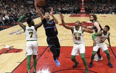 Chicago Bulls a învins-o surprinzător pe Boston Celtics. Houston Rockets a trecut de Golden State și fără Harden. Rezultatele serii în NBA