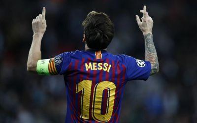 Messi, magnific în faţa Sevilliei. Barcelona a câştigat cu 4-2