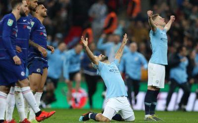 Manchester City a triumfat în Cupa Ligii Angliei
