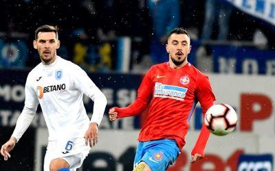 Victorie şi suferinţă. FCSB a trecut cu 3-2 de Craiova