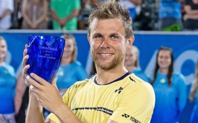 Tenismenul Radu Albot, primul moldovean câștigător de turneu ATP