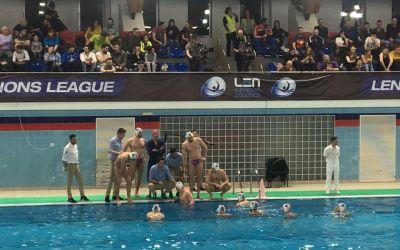 Încă un eșec pentru Steaua în Liga Campionilor la polo
