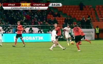 VIDEO / Golul lui Bicfalvi o duce pe Ural în semifinalele Cupei Rusiei
