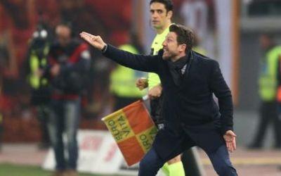 AS Roma, eliminată de FC Porto în Liga Campionilor, l-a demis pe Eusebio Di Francesco
