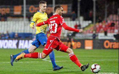 Dinamo deschide play-out-ul cu victorie