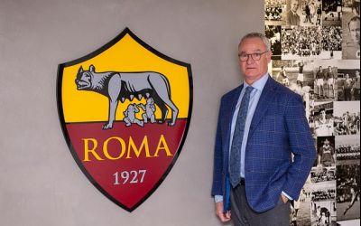 Claudio Ranieri este noul antrenor al lui AS Roma