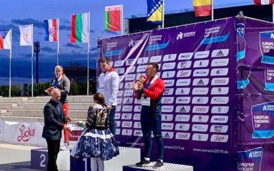 Sulițașul Alexandru Novac, bronz la Cupa Europei la aruncări lungi pentru tineret