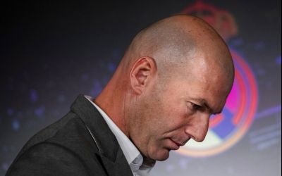 Ziua Z la Real Madrid: Zidane a revenit ca antrenor