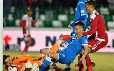 Liga 1: Victorie italienească a Craiovei la Sfântu Gheorghe, iar oltenii își consolidează locul secund