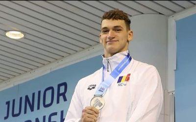 Daniel Martin, starul primei zile la Naționalele de înot