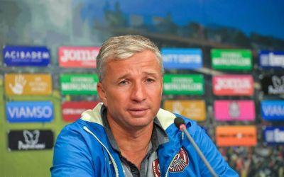 Dan Petrescu este noul antrenor al lui CFR Cluj