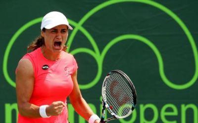 Monica Niculescu, a patra victorie la Miami. A trecut și de Muguruza