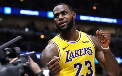 Fără LA Lakers și LeBron James în play-off-ul NBA
