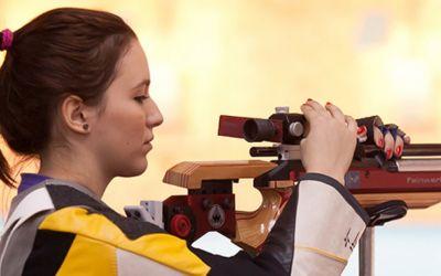 Laura Ilie-Coman a devenit campioană europeană la tir