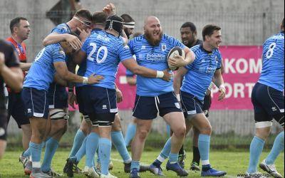 CSM București a câștigat Cupa României la rugby