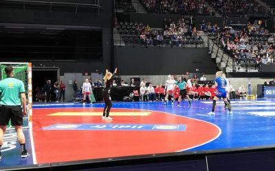Naționala de handbal feminin a României, învinsă și de Danemarca, la Golden League