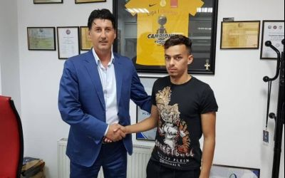 Francezul Houri a povestit în presă străină experiența în fotbalul românesc