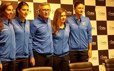 Florin Segărceanu a anunțat echipa de Fed Cup a României pentru semifinala cu Franța