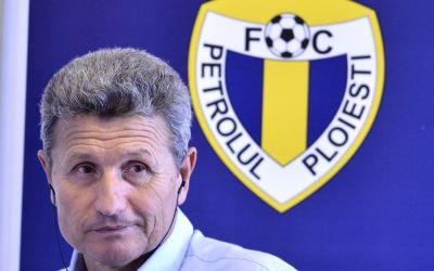 Mulțescu, noul antrenor al Petrolului