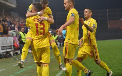 O «guriță» de aer pentru tricolori! România câștigă cu 4-1 duelul cu Feroe de la Cluj
