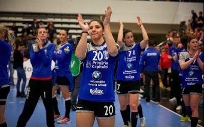 CSM București, eliminată de Metz din sferturile Ligii Campionilor