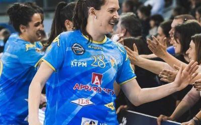 SCM Craiova a transferat-o pe handbalista Iulia Havronina