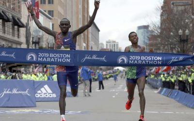 Maratonul de la Boston, dominat de kenyeni și etiopieni