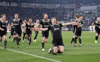 Liga Campionilor: Ajax elimină Juventus, iar Barcelona trece de Manchester United, în sferturile competiției