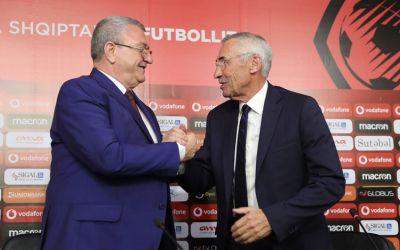 Edoardo Reja este noul selecţioner al Albaniei