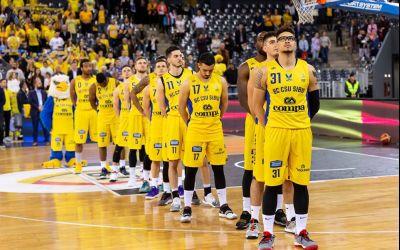 CSU Sibiu a câştigat Cupa Românieila baschet masculin