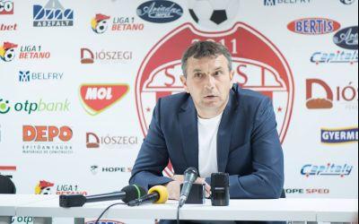Liga 1: Sepsi s-a despărțit de antrenorul Eugen Neagoe. Marin Barbu îl va înlocui