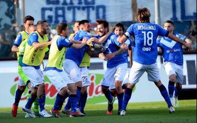 Brescia a promovat în Serie A