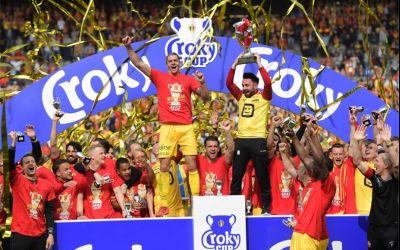 Cupa Belgiei, câștigată de o divizionară secundă.