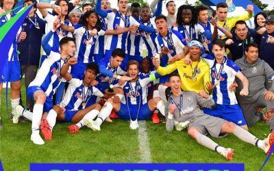 FC Porto a câștigat Youth League