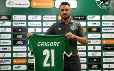 Dragoș Grigore, marcator in extremis pentru Ludogoreț