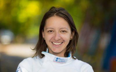 Ana Maria Popescu (ex-Brânză), lider în ierarhia mondială de spadă