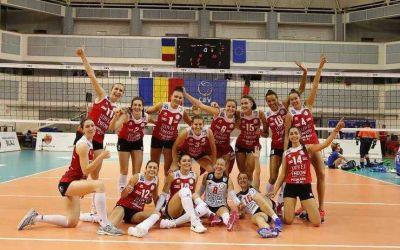Volei Alba Blaj a câștigat Cupa României și a realizat eventul