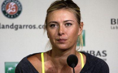 Șarapova a declarat forfait pentru Roland Garros