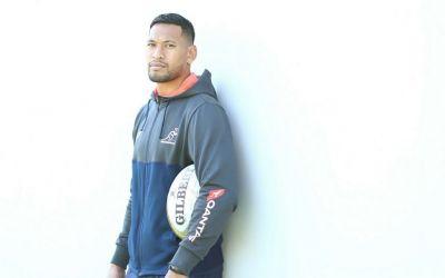 Federaţia australiană de rugby i-a reziliat contractul lui Israel Folau. Reacţia sportivului