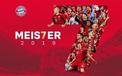 Bayern Munchen, un nou titlu de campioană în Germania