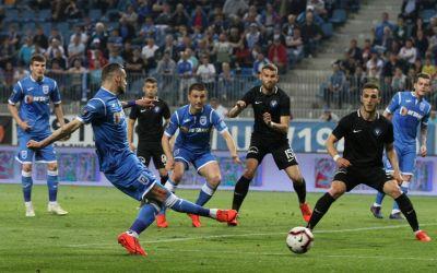 Viitorul își asigură locul de Europa League după ce învinge Craiova în Bănie