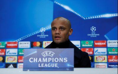 Kompany pleacă de la Manchester City și va fi antrenor-jucător la Anderlecht