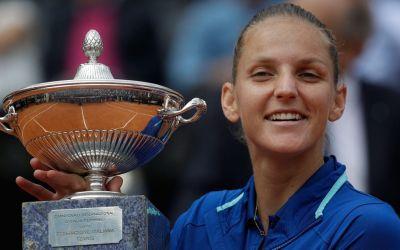 Karolina Pliskova, campioană la Roma