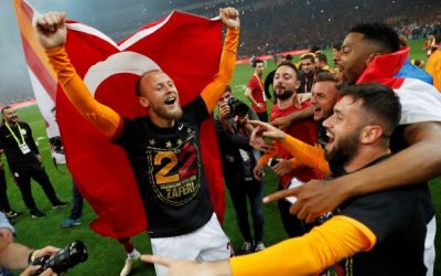 VIDEO / Galatasaray a devenit campioana Turciei