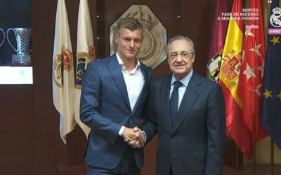VIDEO / Kroos și-a prelungit contractul cu Real Madrid