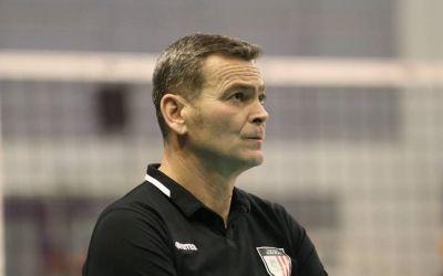 Darko Zakoc va continua pe banca lui Volei Alba Blaj